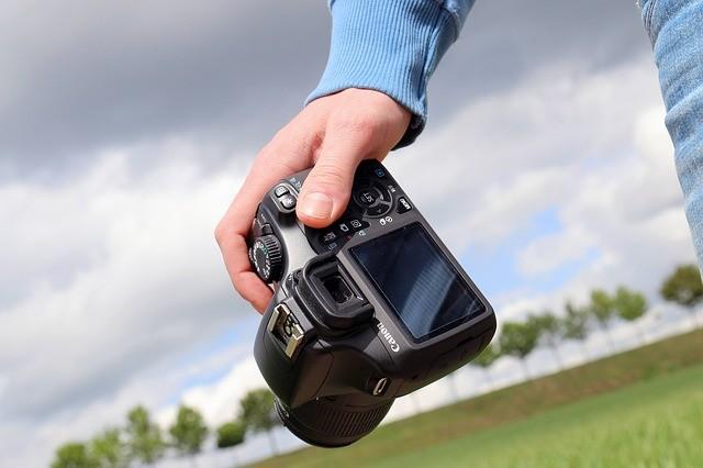 Natáčení videa a focení