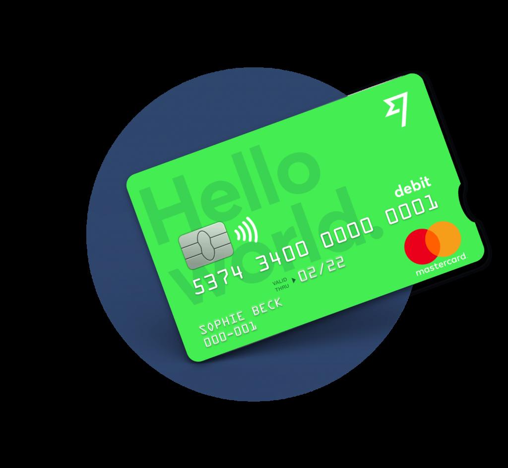 TransferWise debetní karta