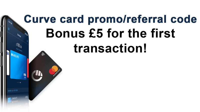 Curve card promo code referral