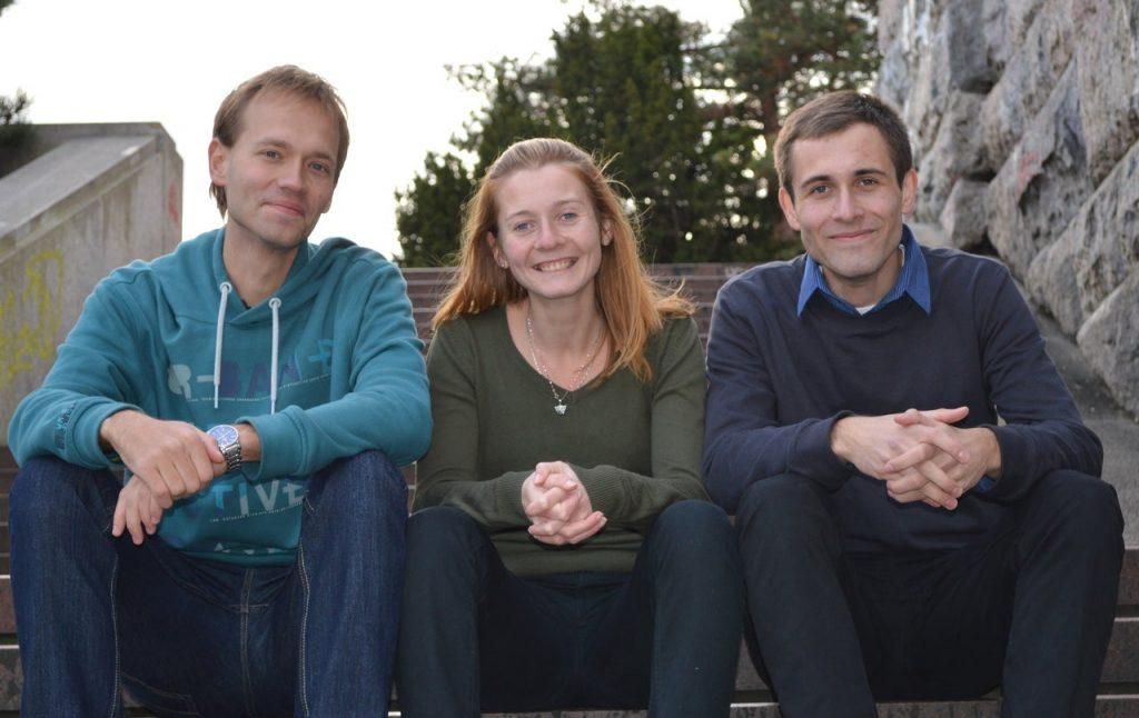 Boris Pazdera, Hana Pazderová, Marek Lapka, Volnočasovky SPORT, UnBounded